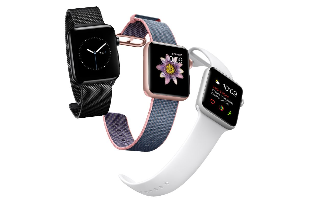 Apple Event 2016 - Apple Watch 2 is better suited on-the-go