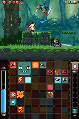 Hands on with Henry Hatsworth in the Puzzling Adventure on DS
