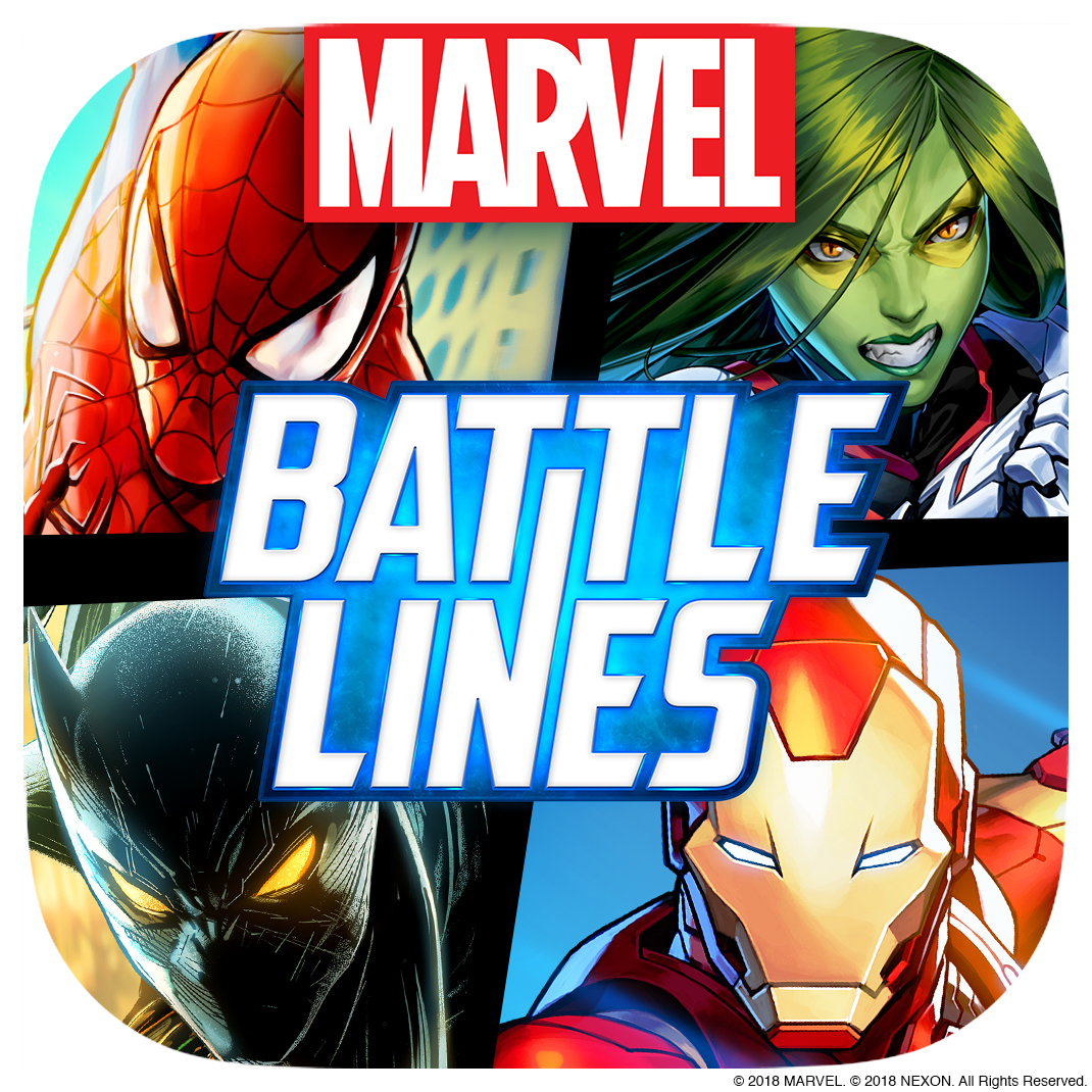Marvel Battle Lines gets a gameplay trailer at San Diego Comic-Con