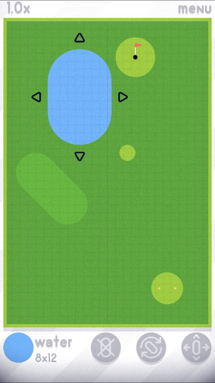 Golfing Around review -