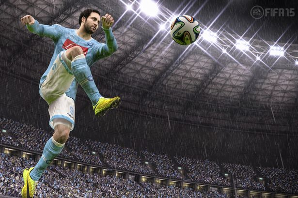 FIFA 15 will have more intelligent teams and emotional players when it's booted to life on September 26th