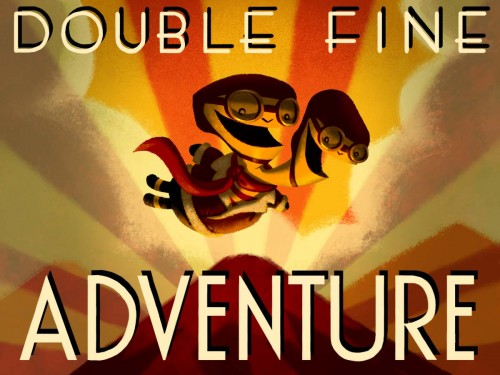 Crowdsourced point-and-click game Double Fine Adventure is definitely making its way to iOS and Android