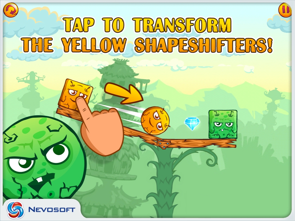 Sponsored Feature: Nevosoft on why Amazing Shape Shifters is out of this world