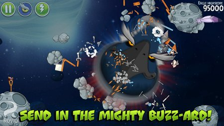 Angry Birds Space has been updated with a huge wodge of new content on iOS and Android