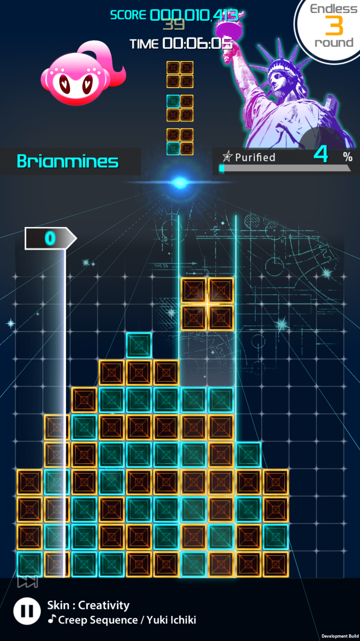 Lumines: Puzzle and Magic review - Still one of the best puzzlers