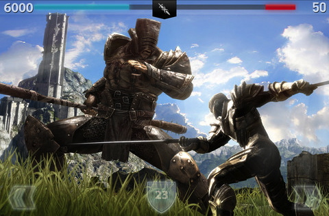 It's almost official: Infinity Blade III is in development