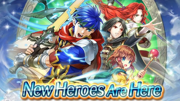 Fire Emblem: Heroes gets new Story Chapter, new summons event, and new characters