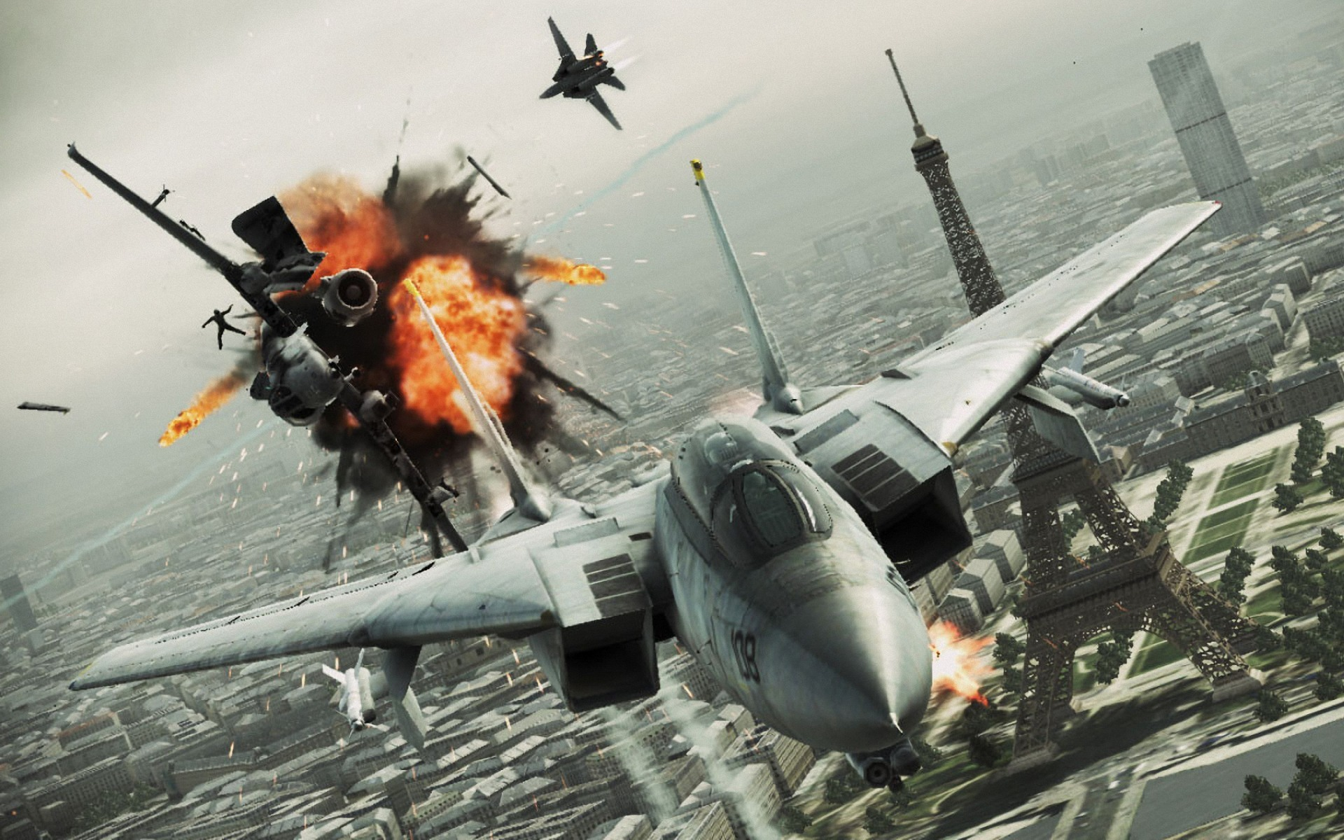 Ace Combat 7 takes off exclusively for the PS4 & PlayStation VR headset
