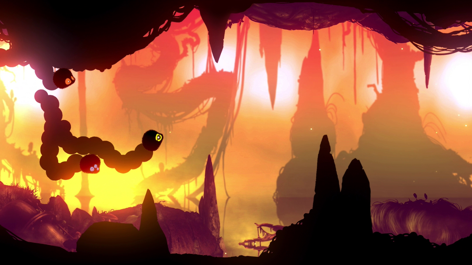 Badland update adds 3D touch and a campaign for the best Halloween user-made levels