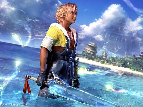 Final Fantasy X icon