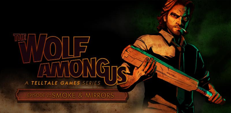 Episode 2 of Telltale's The Wolf Among Us is coming to iOS next week