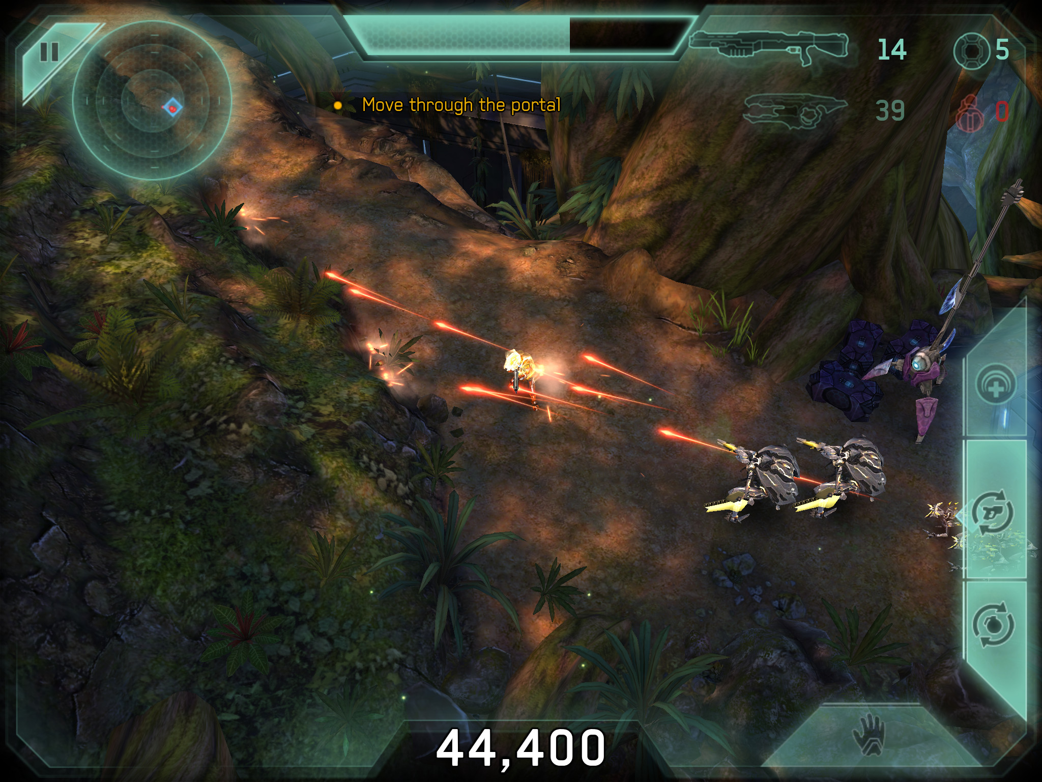 Gold Award-winning Halo: Spartan Strike is at its lowest price yet on iOS