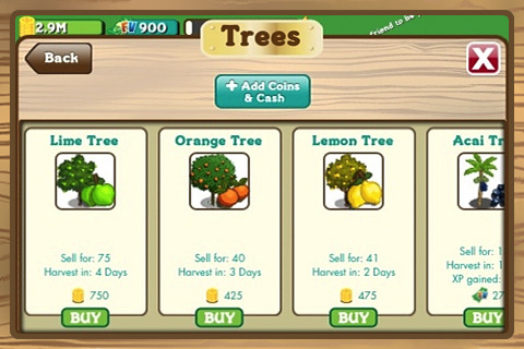 FarmVille iPhone diary: Day five on the farm
