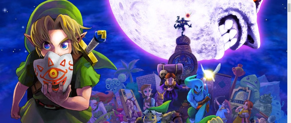 Majora's Mask 3D now part of Nintendo's super-cheap Selects games in the US