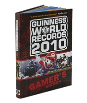 Win a copy of the Guinness World Records 2010 Gamer's Edition