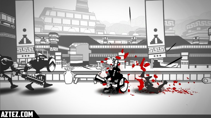 Brutal brawler/empire strategy combo Aztez is Vita-bound this year