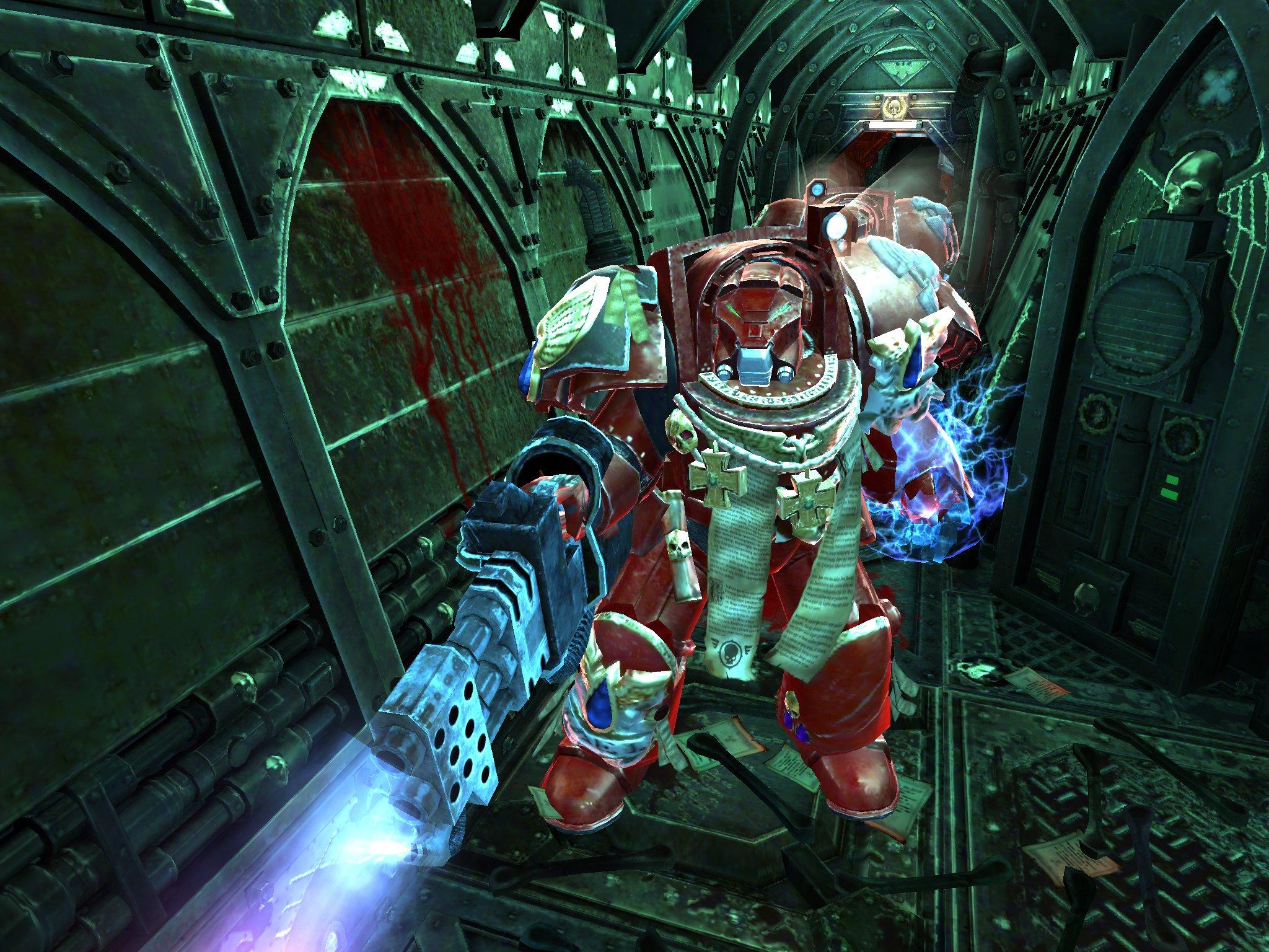 Space Hulk gains cross-platform co-op, and goes half-price