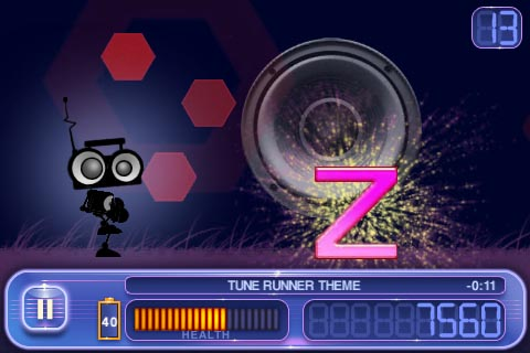 Tune Runner