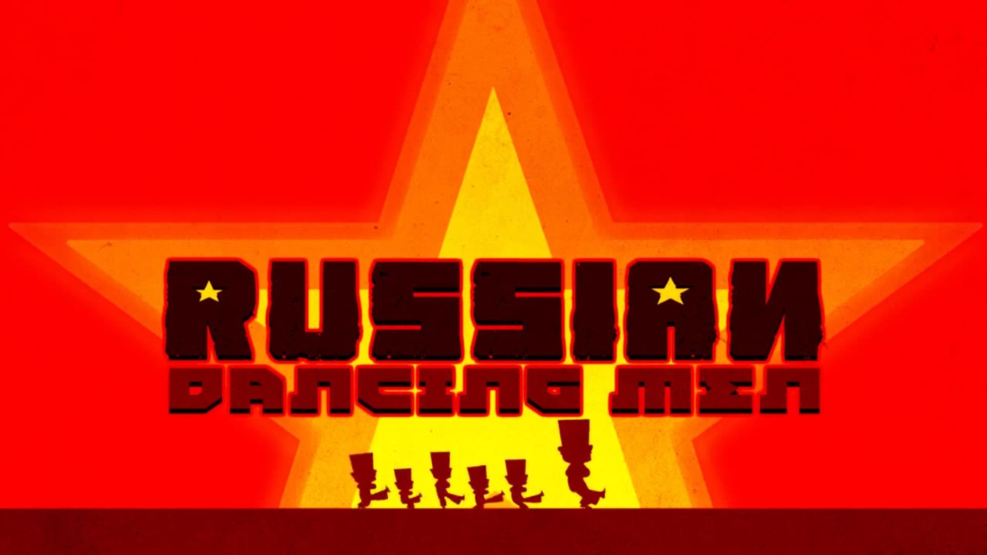 2D rhythm-action game Russian Dancing Men from hilarious animation team Weebl's Stuff strutting onto iPhone and iPad this Thursday