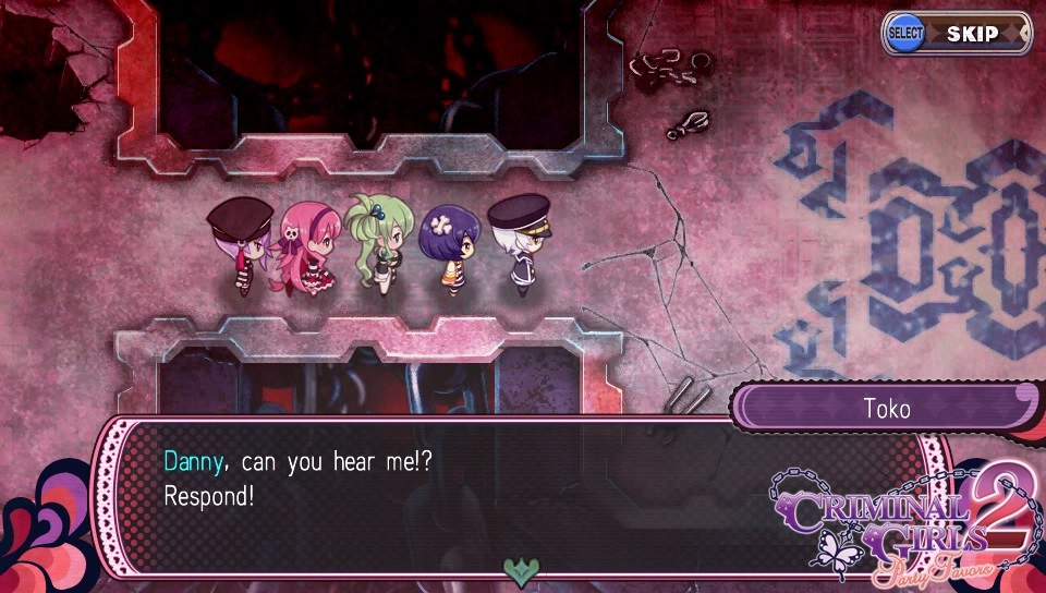 Criminal Girls 2: Party Favors - Will you go to Hell for playing this?