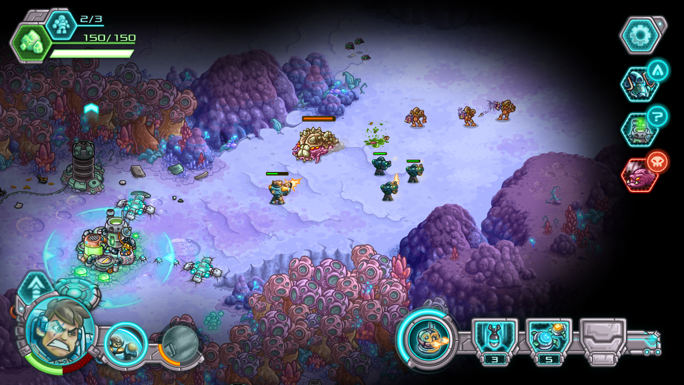 Iron Marines review - The mobile RTS we've all been waiting for?