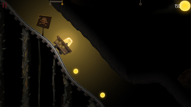 Hopeless 2: Cave Escape turns the monster shooter into a thrilling rollercoaster