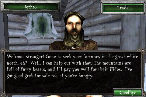 iPhone RPG Ravensword: The Fallen King on sale, £1.19