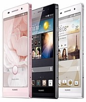 Hands-on with Huawei's ridiculously thin flagship Ascend P6