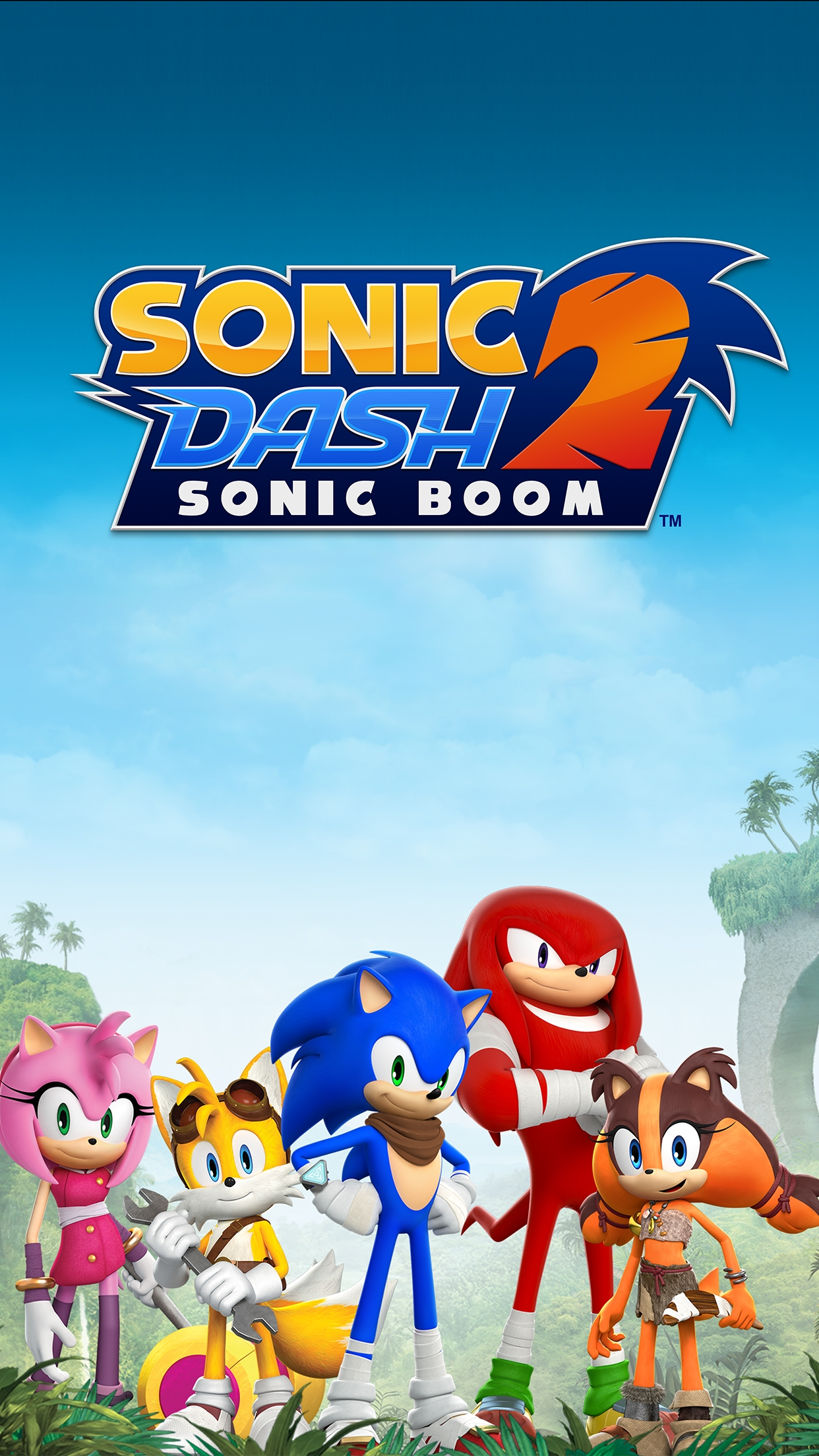Win an iPad Mini 4 thanks to SEGA and Sonic Dash 2, out now on iOS and Android