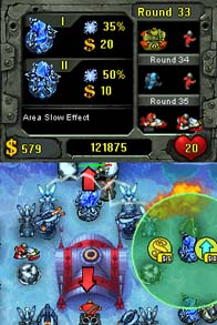 Fieldrunners DS soon available on DSiWare
