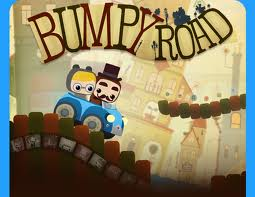 Indie iPhone platformer Bumpy Road updated with new road, new platforms, extra achievements and leaderboards