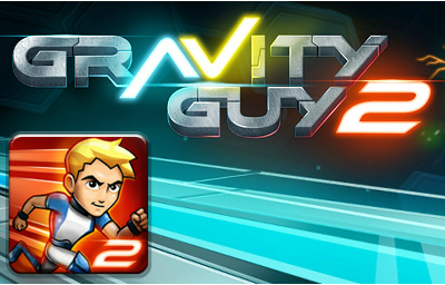 Run for your bloomin' life in Gravity Guy 2 for iOS and Windows Phone