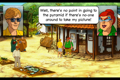 Broken Sword - The Smoking Mirror: Remastered for iPhone and iPad hits the New Zealand App Store