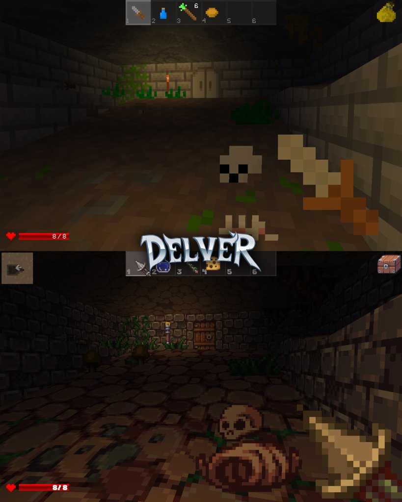 Delver | Articles | Pocket Gamer