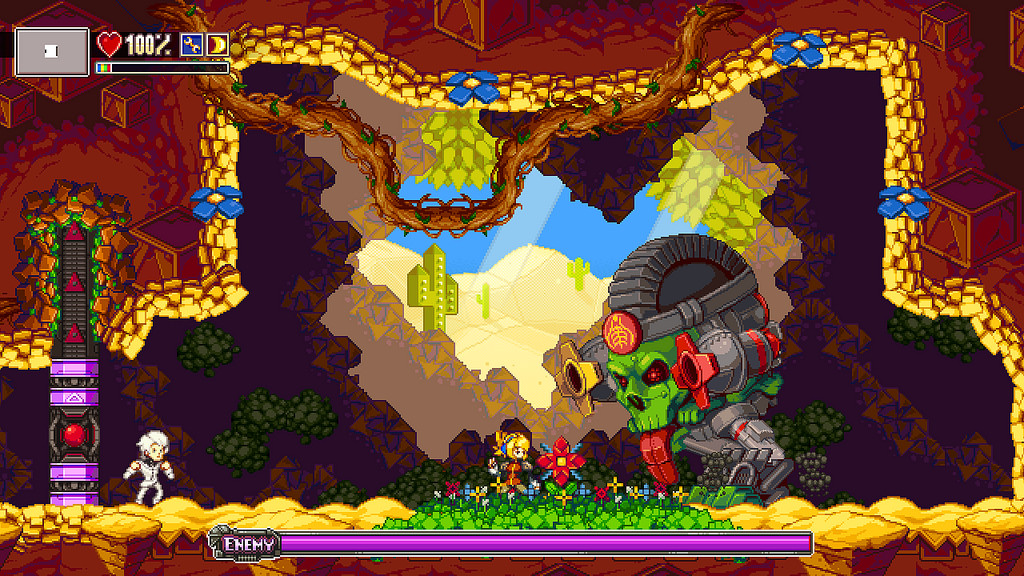 Long-awaited metroidvania Iconoclasts is headed to PS Vita on January 23rd