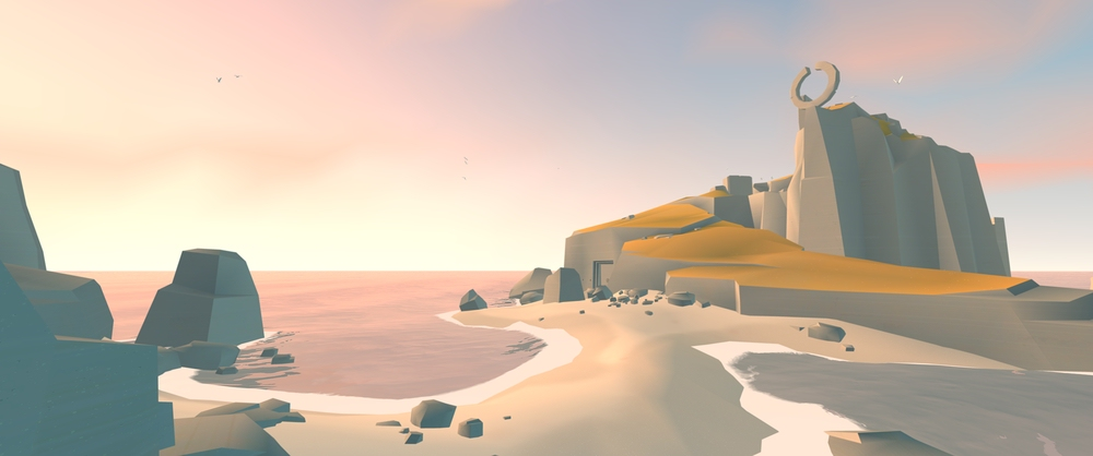 Monument Valley creator's mystical VR adventure Land's End is out now