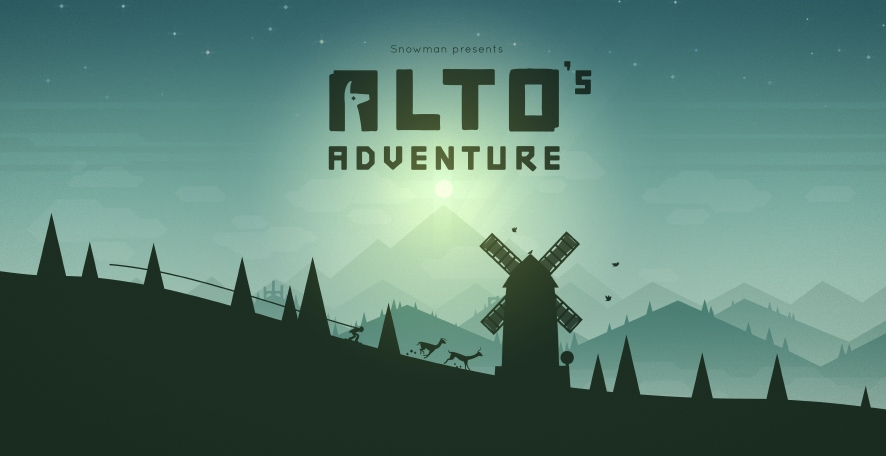 Alto's Adventure is a stunning endless snowboarding game coming to iOS soon