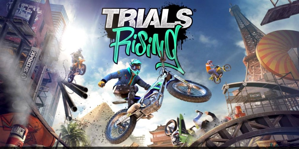 Trials Rising Switch review -