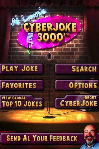 Al Lowe's CyberJoke 3000 opens at the App Store comedy club