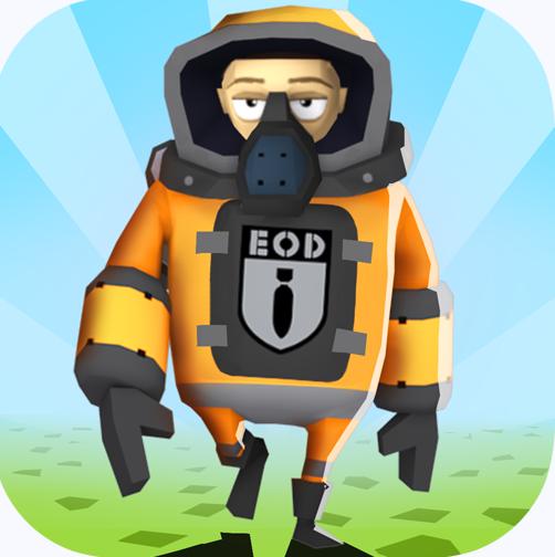 Bomb Hunters iPad, thumbnail 1