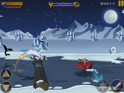 Castle defence game Legendary Wars HD gets update, including new modes, boss challenges