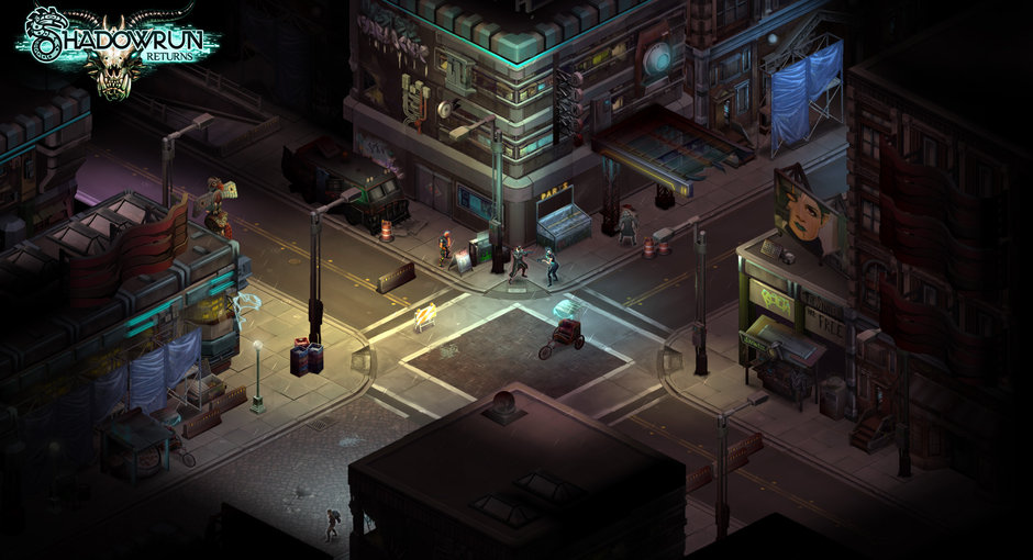 [Updated] Shadowrun Returns looks a lot like Fallout in this gameplay video - and that's a good thing
