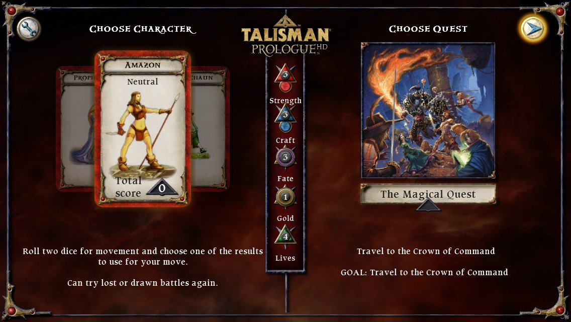 New Talisman Prologue HD update lets you play as a Leprechaun or a Sprite