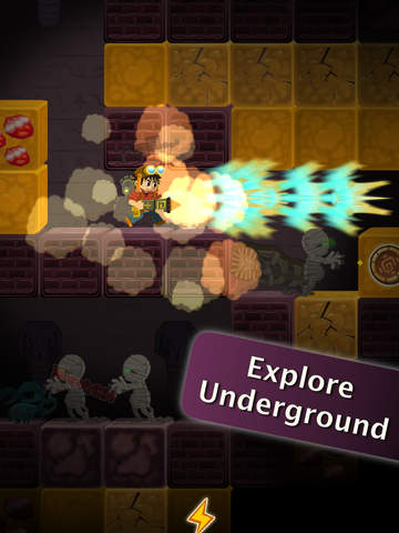 Cute dig 'em up Caves n' Chasms is the latest game about mining and crafting