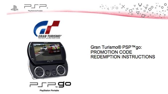PSPgo Rewards scheme is now live