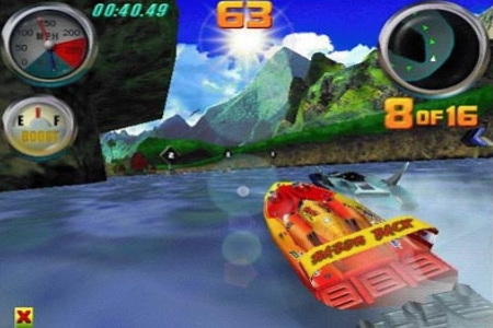 Windows Phone's 'Must Have Games' season opens with the release of Hydro Thunder Go!