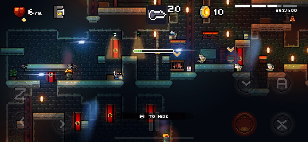 "Gunslugs: Rogue Tactics review - ""When an arcade shooter goes rogue"""