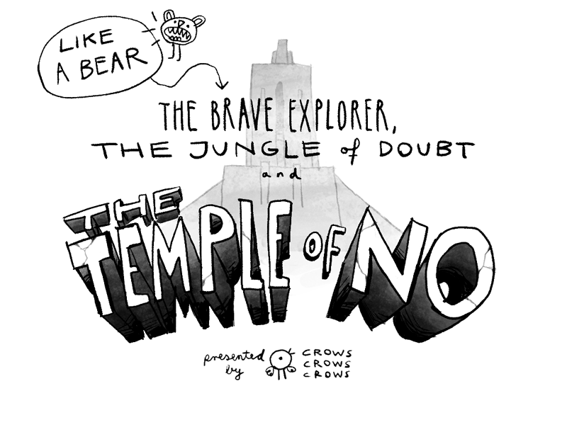 The Temple of No is a mobile-friendly browser-based adventure from the minds behind The Stanley Parable
