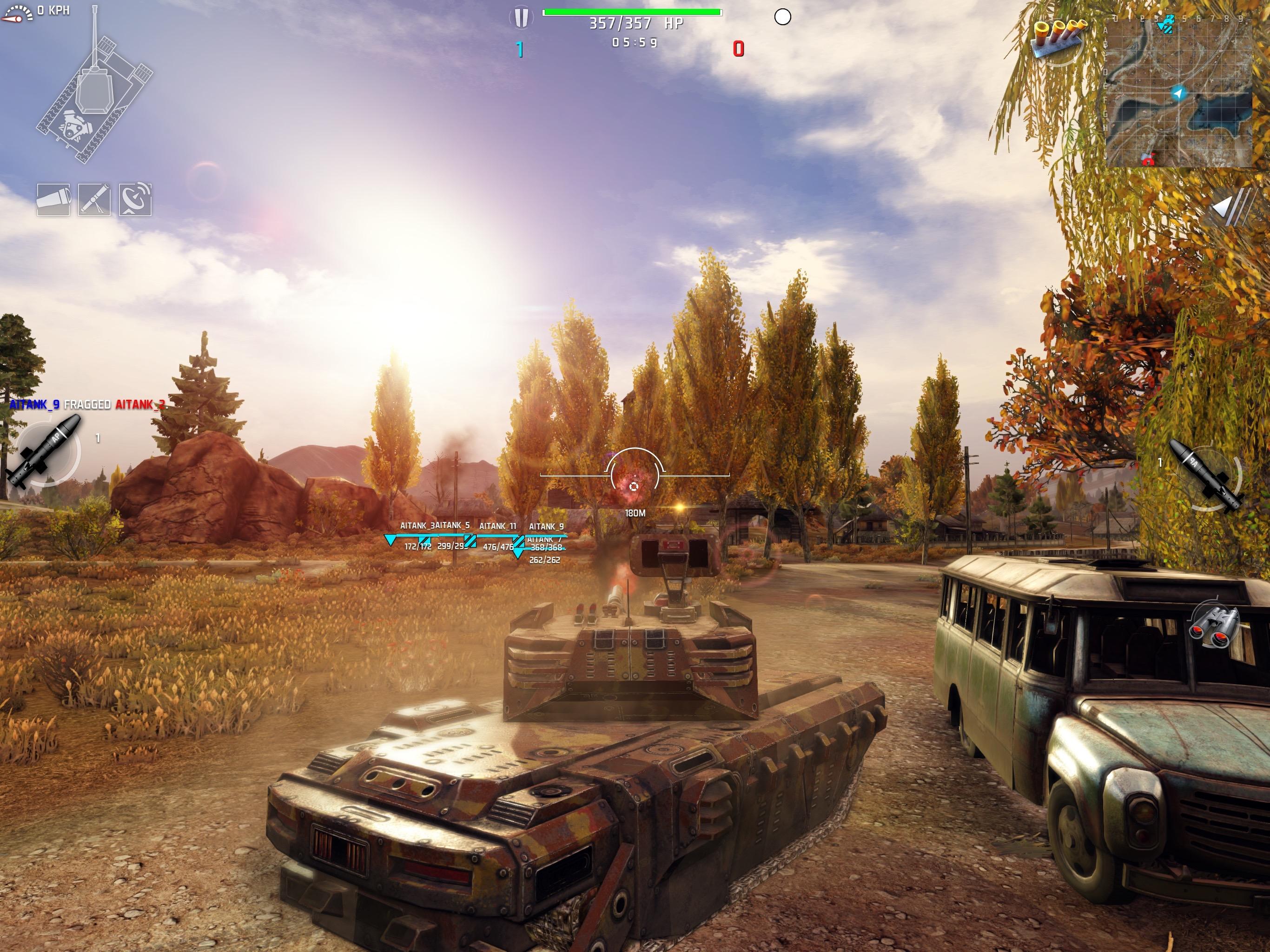 Infinite Tanks icon