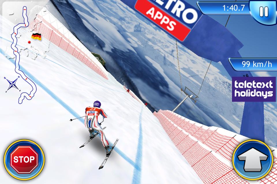Metro Ski Challenge